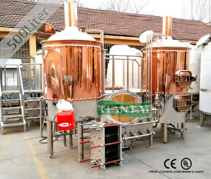 1HL-100HL turkey used brewery equipment with CE UL and ISO