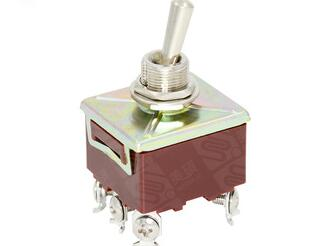 MEISHUO MSTS03 15A 250V on off on hand shank switch 10a electronic toggle switch