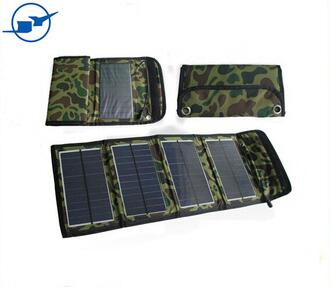 free electricity generator folding solar charge bag