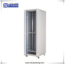 HOT SALE Glass door server cabinet 42u