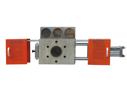 Continuous Melt Filter with Four Plate Circulation