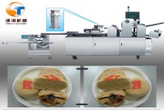 ST-868 2014 New-type sliced sweet bread making machine