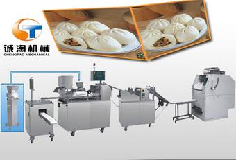 ST-688 Steamed Stuffed Bun Production Line