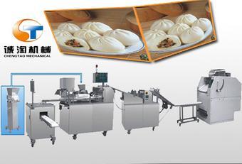 ST-688 Steamed Stuffed Bun Production Line