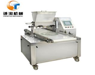 Industrical machine small scale biscuit machine ST-501