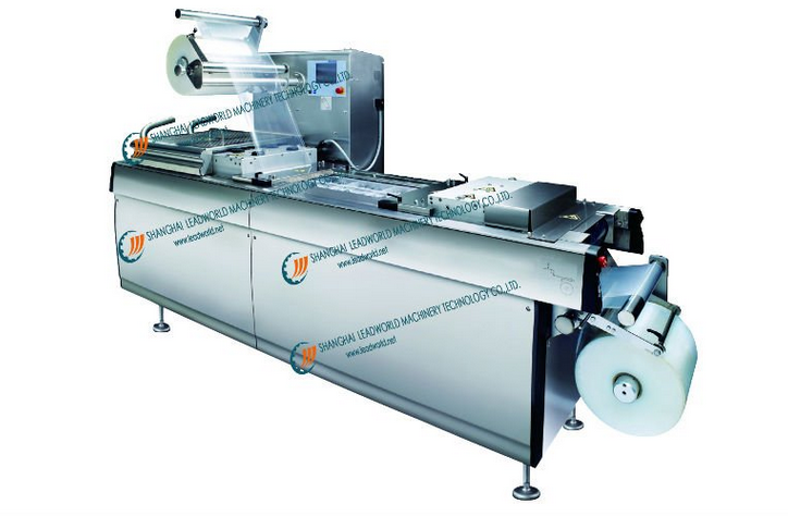 thermoform vacuum packing machine