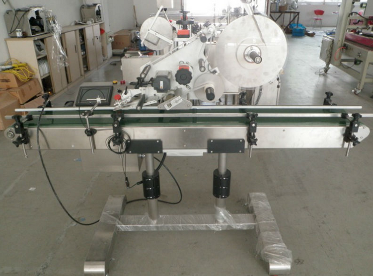 Leadworld Brand plastic bag labelling machine