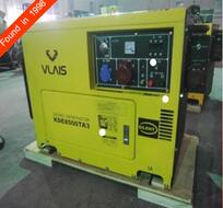 Factory direct Price VLAIS KDE8500T ATS generator 6.5kva ALL Copper diesel generator