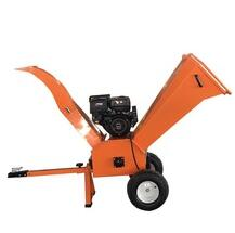 15hp 100mm chipping capacity wood chipper