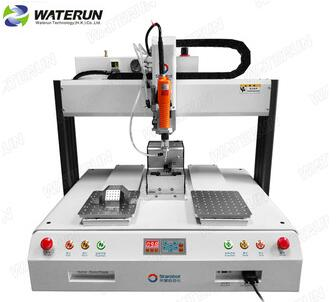 LS-300YY Desktop Screw Fastening Robot, 4 axis Screw Fastening Robot