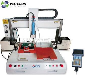 high-end screw tightening robot/ screw fastening robot with 4 axis