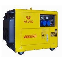 Diesel generaror portable, Silent Diesel Generator 5KW