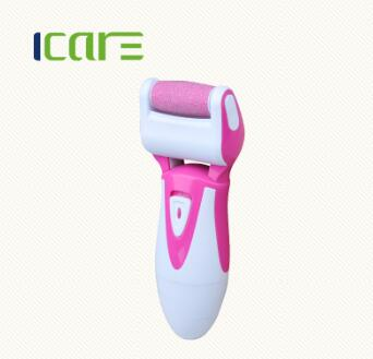 Different color high quality foot callus remover, professional electric callus remover