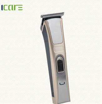 Rechargeable hair clipper and hair trimmer