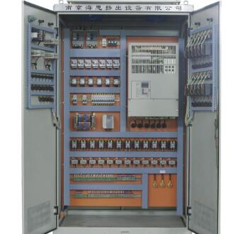 Haisi High Quality PLC Electrical control cabinet for twin screw extruder