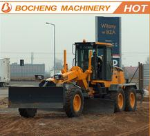 High efficacity XCMG mini Motor grader GR135 for sale Shangchai engine