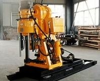 portable drill rig for oil exploration