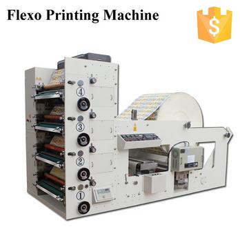 Hot Selling Good Quality polyethylene flexo printing machine