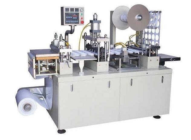KQ-350 plastic forming machine