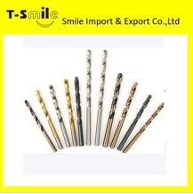 hot sale high quality high carbon steel taper shank fluted twist drill bits