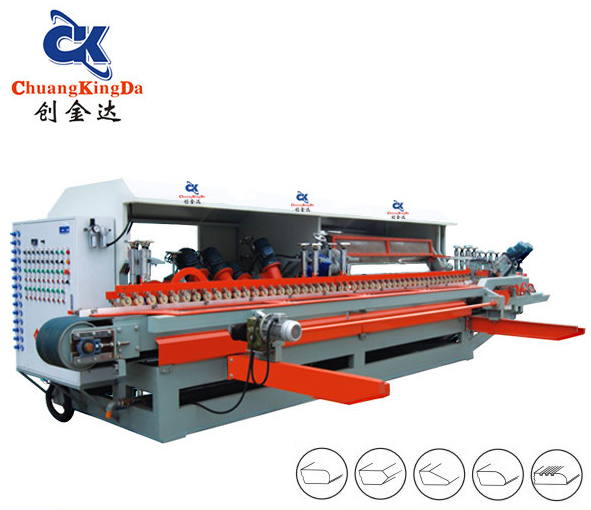 CKD-1200 Automatic Arc-edge Marble Granite Ceramic Tiles Polishing Machine