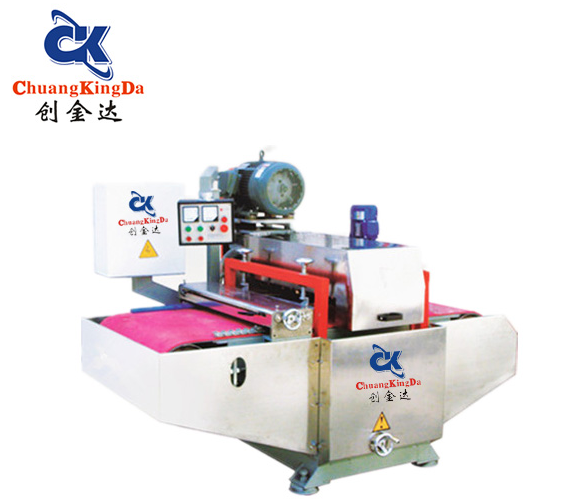 CKD-1-800 Single Shaft Full Automatic Continuous Ceramic Tiles Marble Mosaic Making Cutting Machine