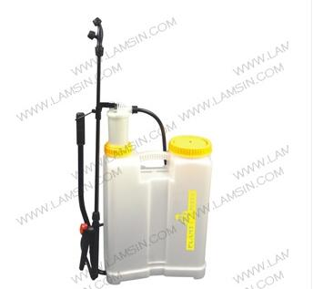 Knapsack hand sprayer