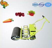 4 rows electric-driven tomato onion automatic vegetable seeder planting machine
