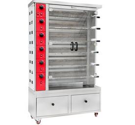 6层烤鸡炉