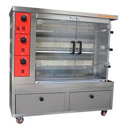 3层烤鸡炉