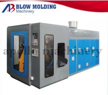 Automatic bottle blow moulding machine
