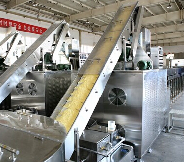 The Distinguished Instant Noodle Production LineNCS8