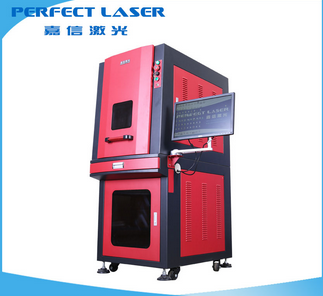 2016 high technology PEDB-500 full enclosed type fiber laser marking machine for sale
