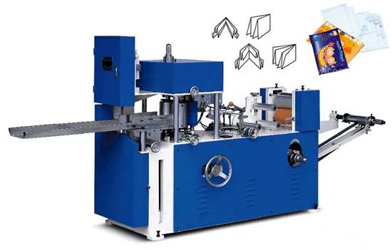 Automatic wallet tissue making machine JC-A