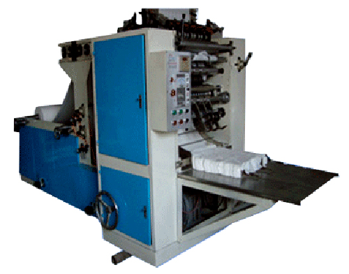 Box Drawing Type Facial Tissue Paper Machine SXH-200