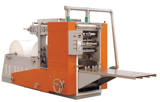 Box-drawing Facial Tissue Machine (2 lines) GSZ-200