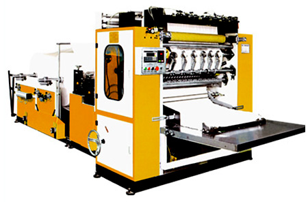 Drawing type facial tissue machine HCS-200/6L