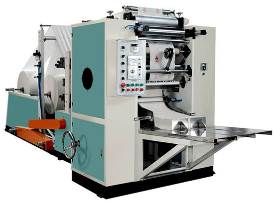 Single Color Drawing Type Napkin Printing Machine CDH-200/2A
