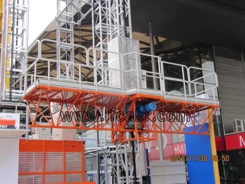 Mast-climbing Work Platform