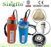solar water pump for agriculture/solar submersible water pump