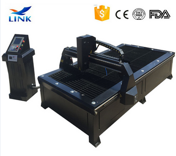 Torch height controller plasma cnc cutting machine with best price & best service LXP1530