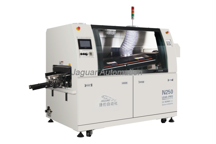 Economic-type small wave soldering machine