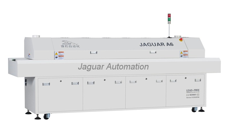 A6 Series lead-free reflow ovens