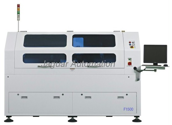 Full auto led screen printer F1500