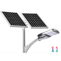 100w led solar street lamp with solar light system