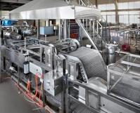 Полноавтоматическая линия производства желатиновой вермишели картофельной муки