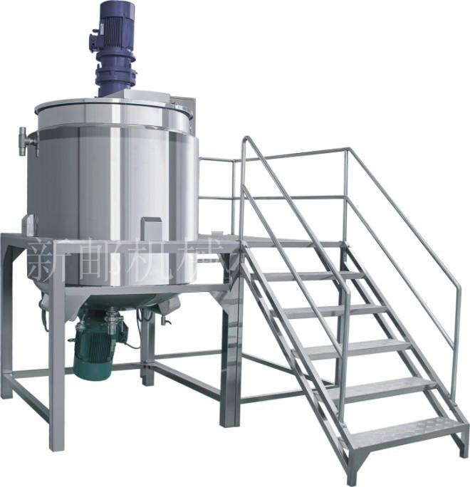 XY-C系列液体洗涤剂搅拌锅