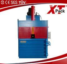 Factory Wholesale Carton Compress Baler Machine / Plastic Bottle Baler Machine