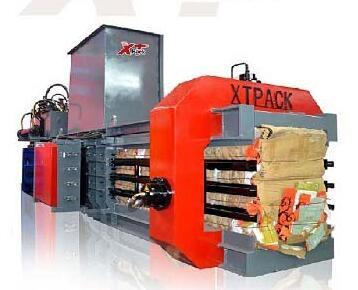 纸箱厂用小型吸风全自动打包机