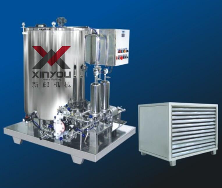 LM-200l Perfume freezing machine